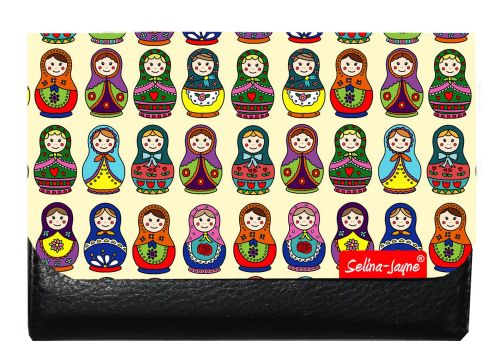 Selina-Jayne Russian Dolls Limited Edition Designer Small Purse